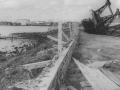 Dégâts causés par le cyclone Carol en 1960 (© GIS)