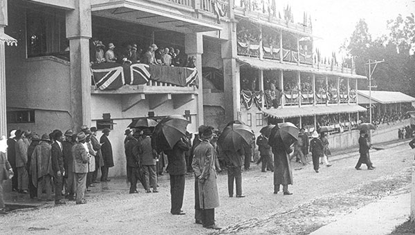 Champs de Mars en 1927