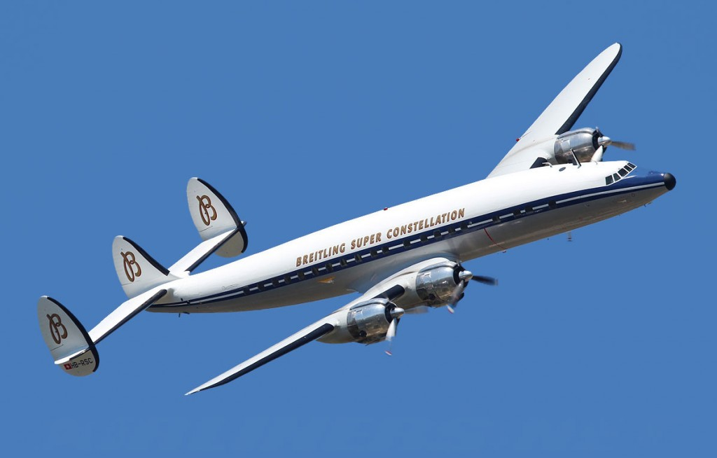 Les Super Constellation effectuaient la liaison Maurice-Londres, un long vol de plusieurs escales, à Madagascar, en Afrique et à Rome