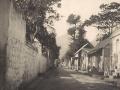 Rue de Port Louis, début du XXe siècle