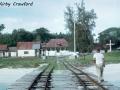 Dernière vue du village avant déportation