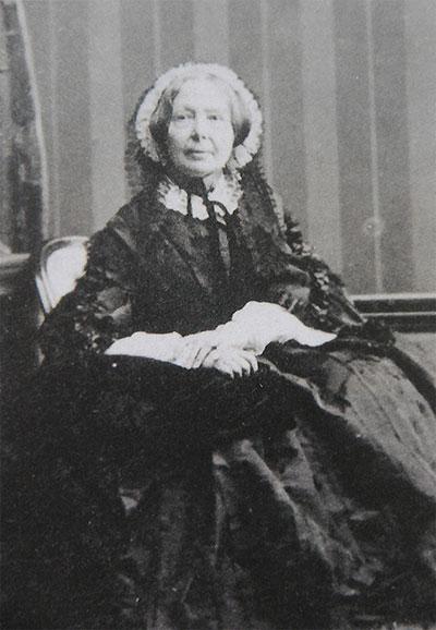 Son épouse, Maria